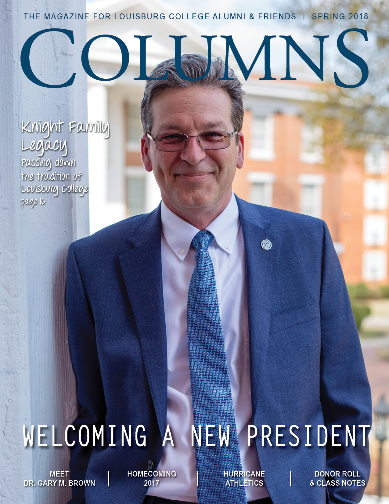columns 2018 cover